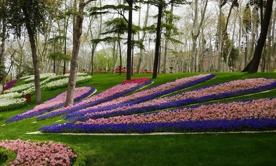 اجمل الحدائق في اسطنبول