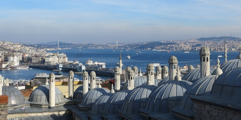 What Do You Know About The Süleymaniye Mosque In Istanbul?