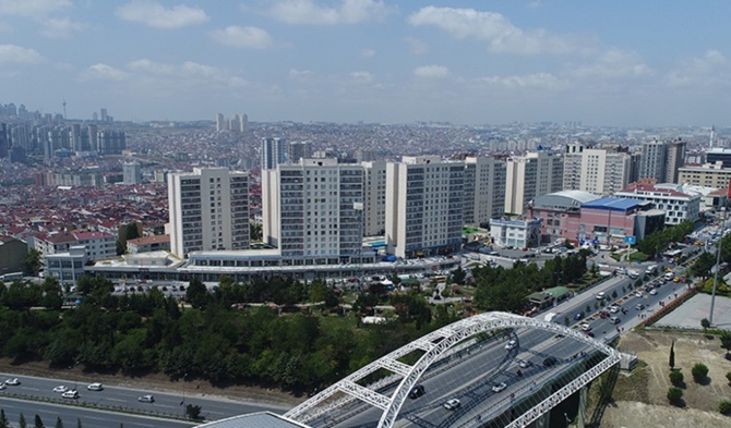 Real estate prices in Esenyurt
