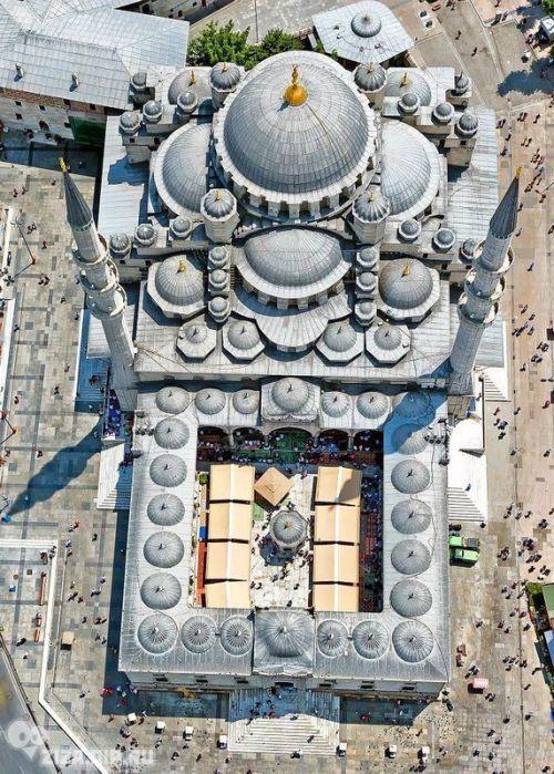 New Eminonu Mosque