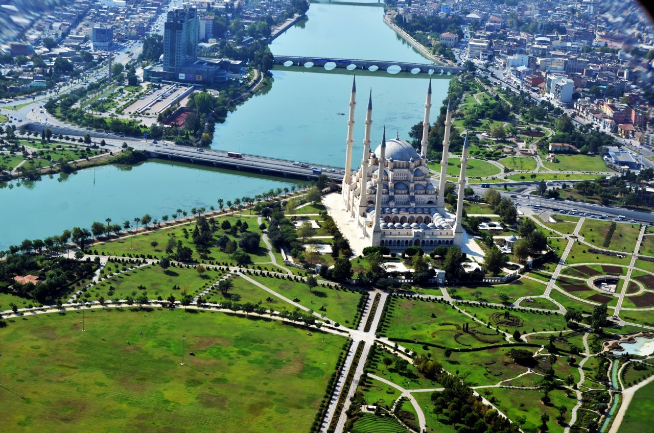 Mosques of Turkey