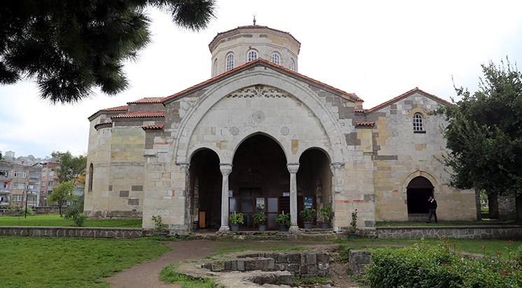 متحف و جامع ايا صوفيا طرابزون القصة والتاريخ امتلاك العقارية