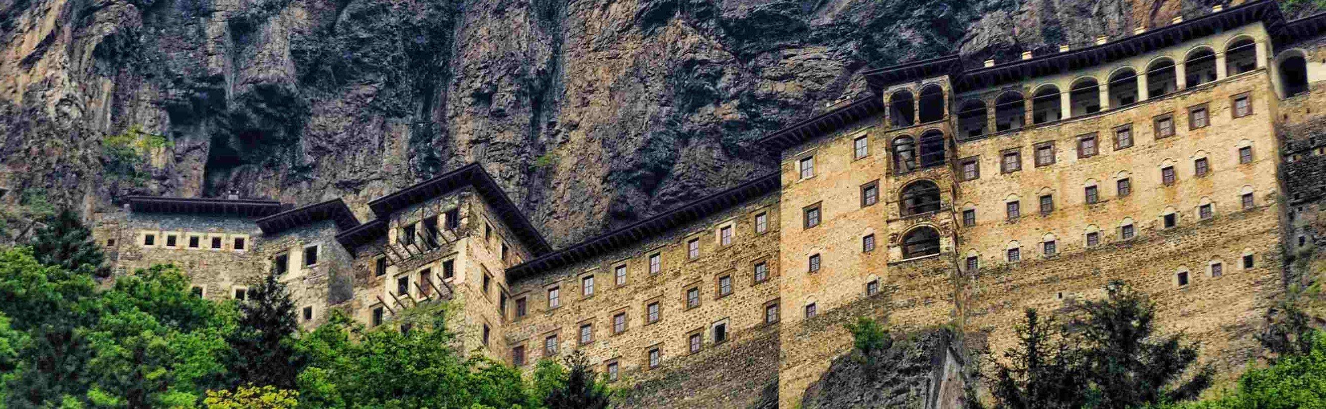 Soumela Monastery: Icon Of History In Trabzon