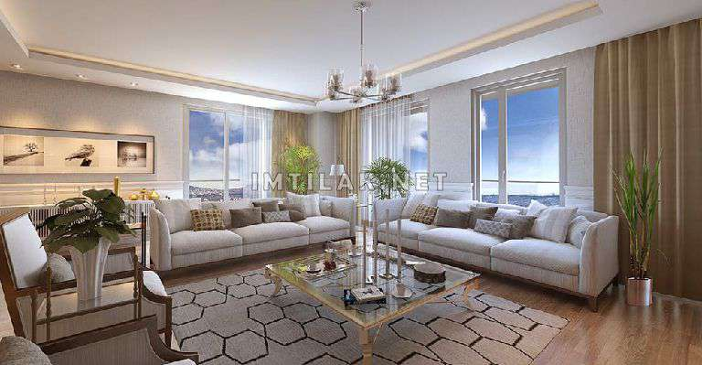 Real Estate Investment In Turkey - Guneshle Residence Project IMT - 207