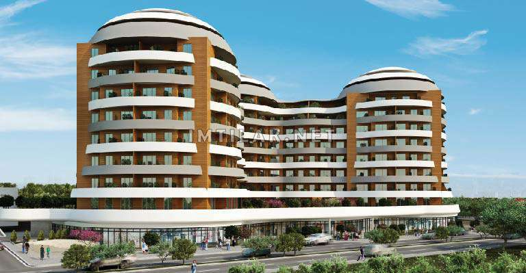 Apartment In Turkey For Sale - Dream Of Istanbul IMT - 228