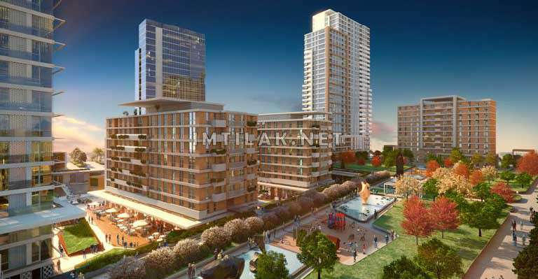 Homes For Sale In Istanbul Turkey - Nurol Express Project IMT-58
