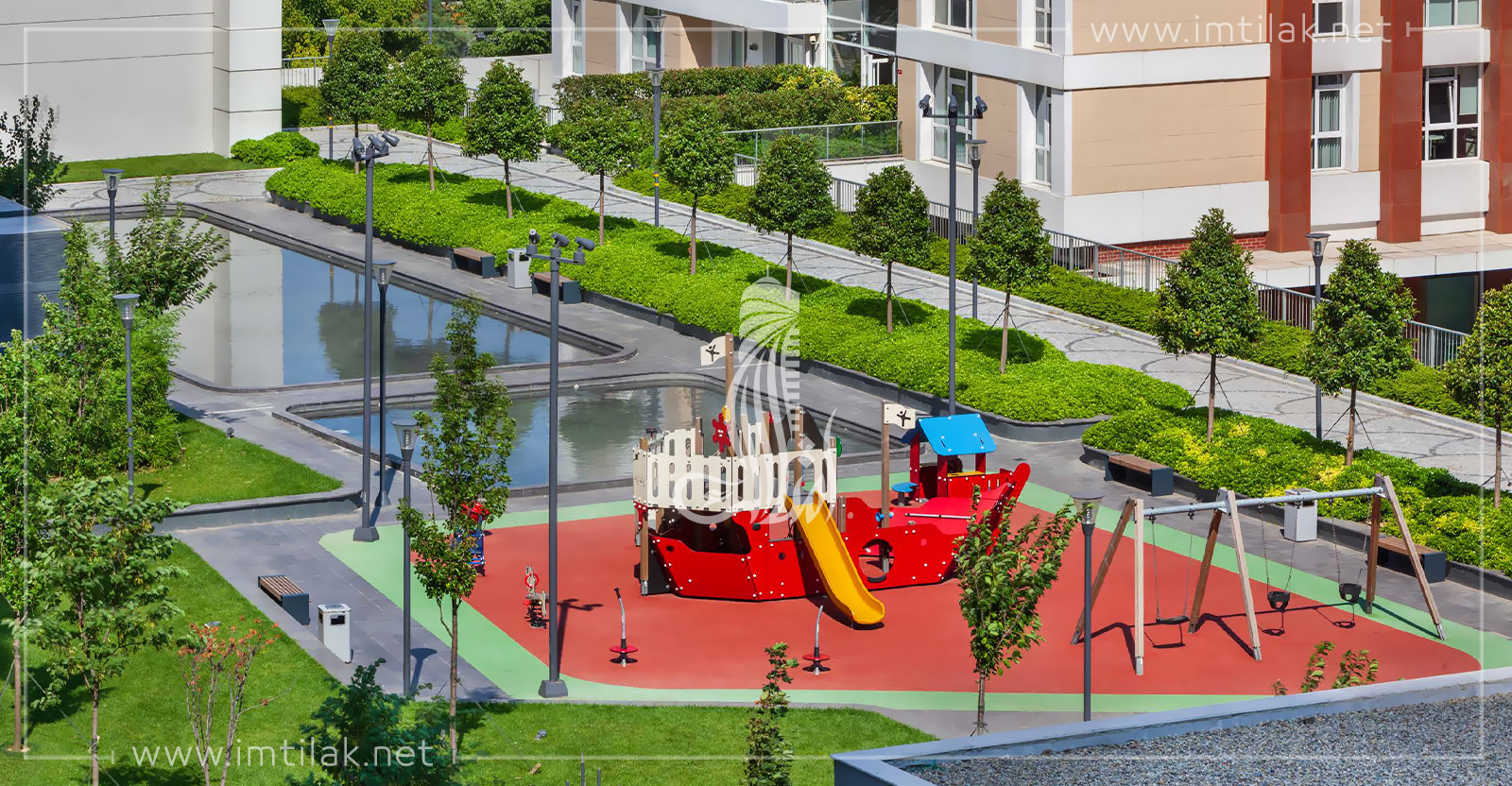 مجمع نورول اكسبرس IMT-116 - شقق في اسطنبول باغجلار