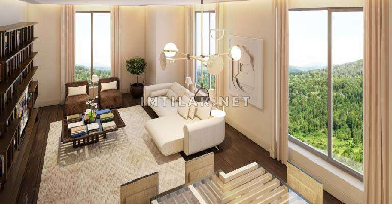 Apartments For Sale In Istanbul Turkey - Nowrul Siran Tiph IMT-60