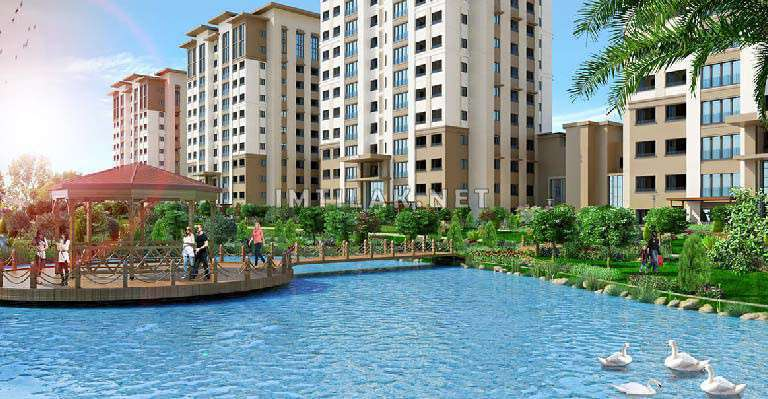 Apartments and Villas in Turkey For Sale - Europe Park Project