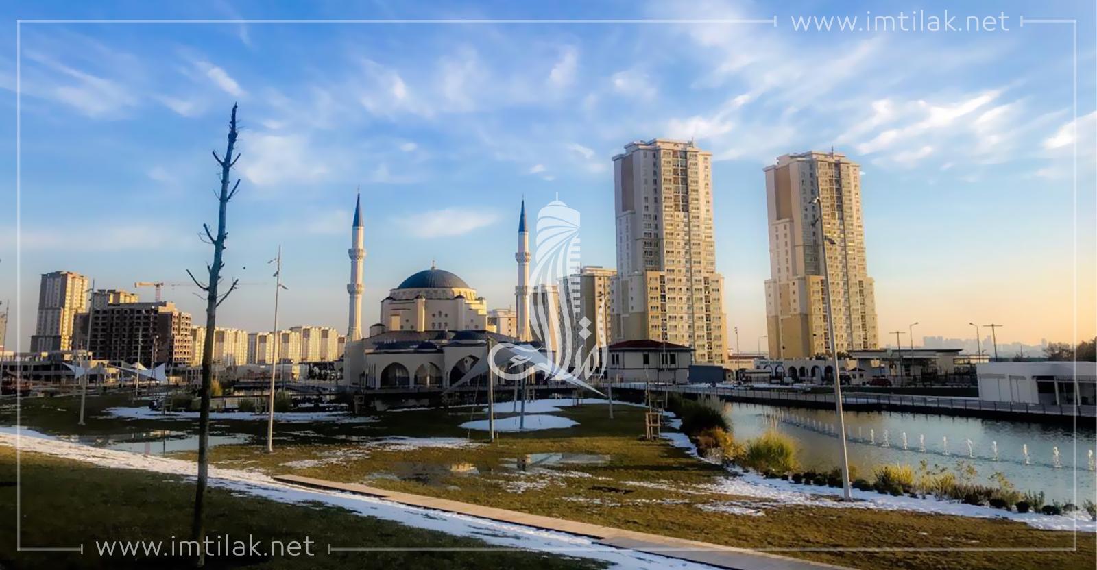 مجمع أوروبا بارك IMT - 205 - بهجة شهير اسطنبول