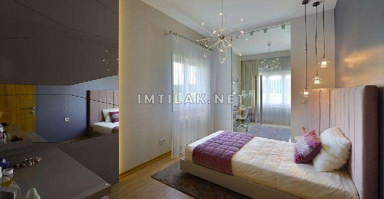 Apartments and Villas in Turkey For Sale - Europe Park Project IMT - 205