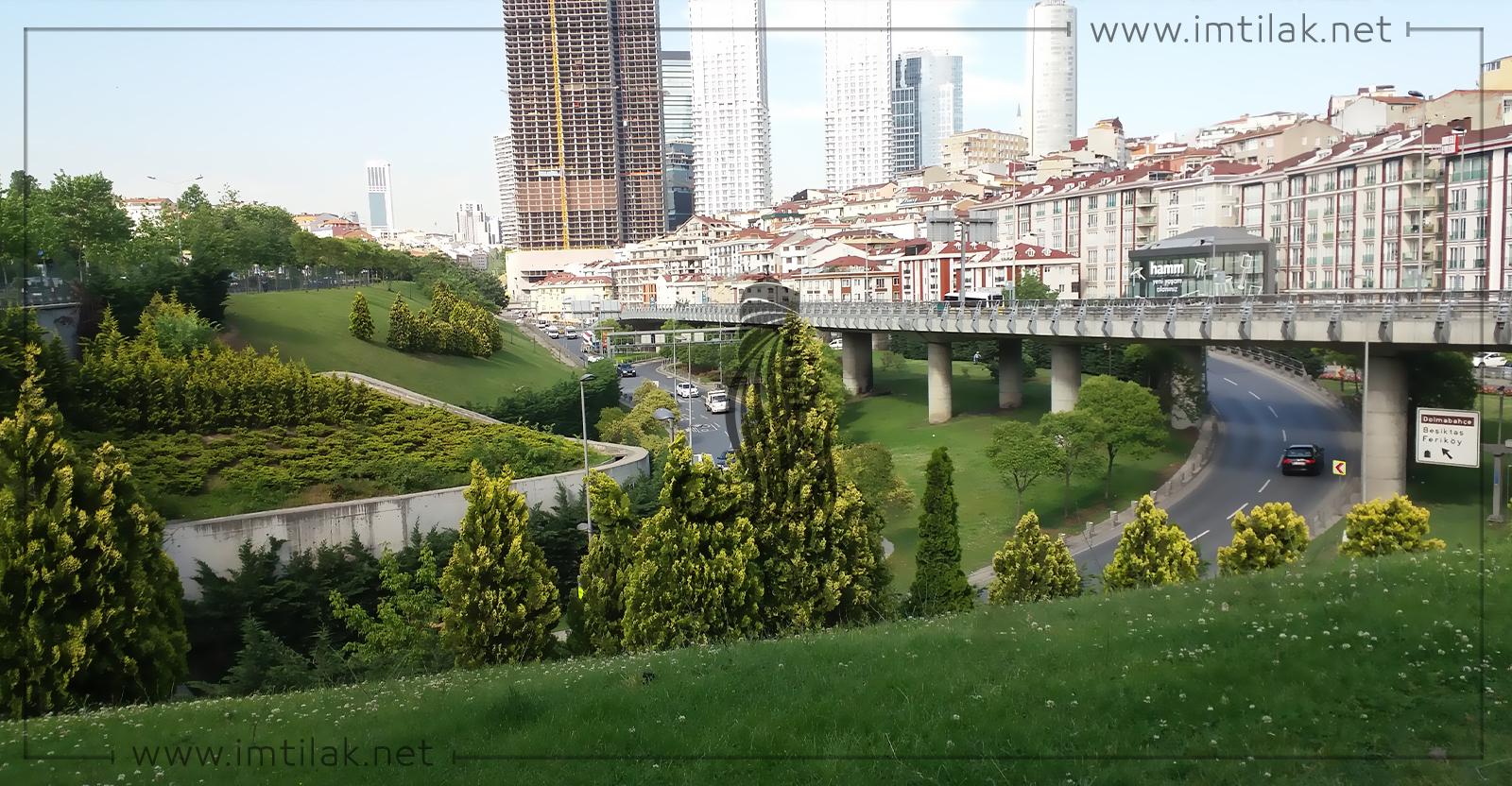 مجمع بومونتي شيشلي IMT-96 - شقق اسطنبول الجانب الأوروبي