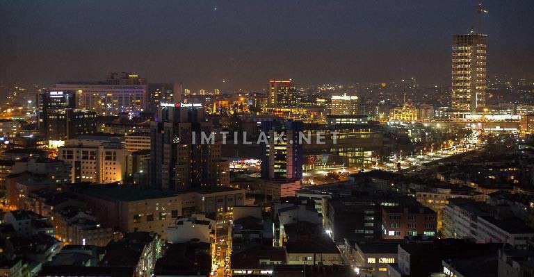 IMT-63 Le projet d'Art Istanbul