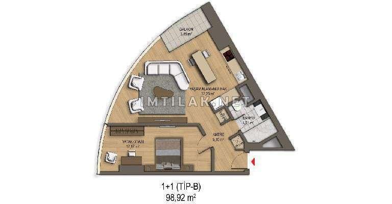 مجمع سكاي لاند IMT-57