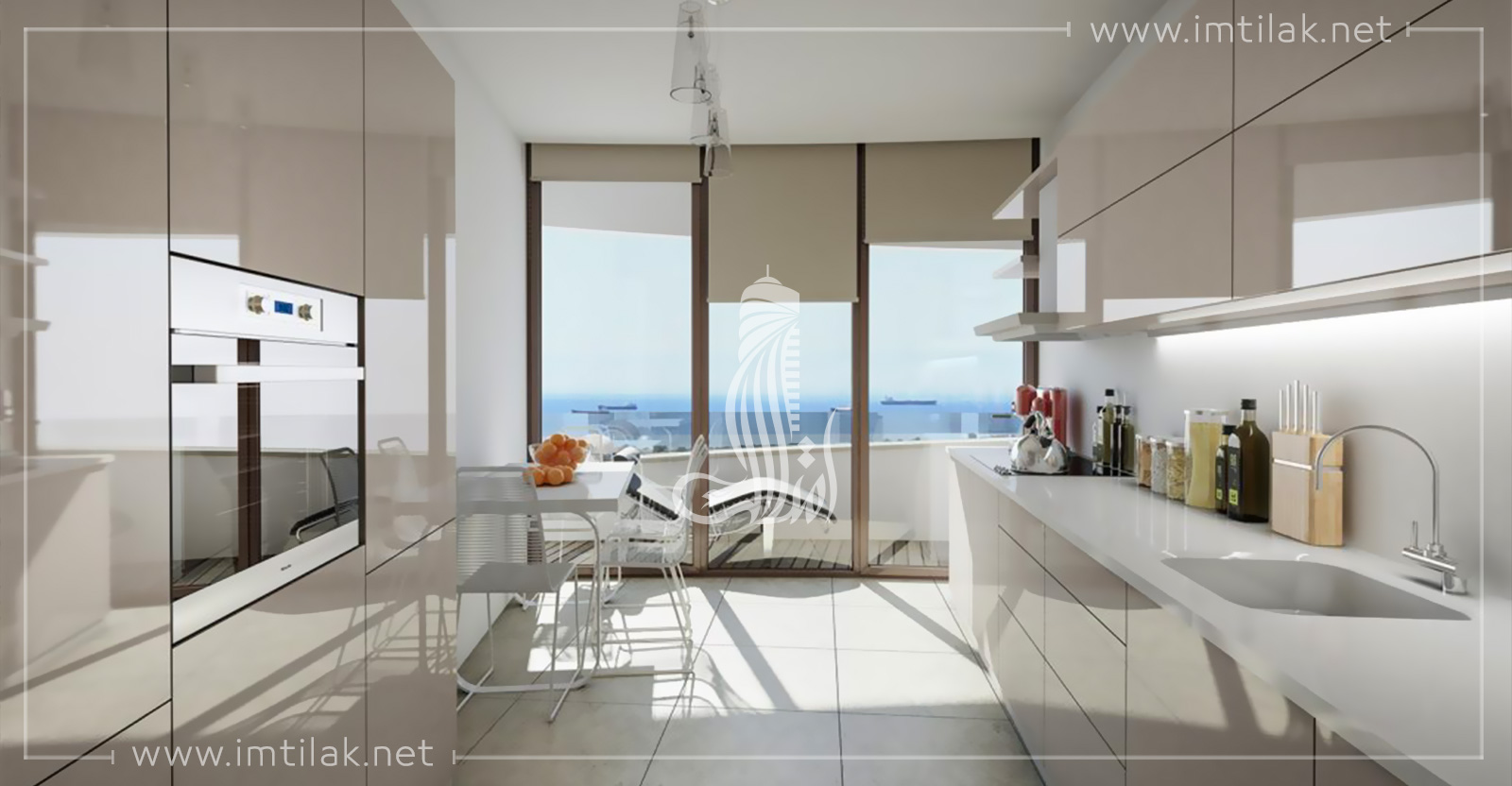 Property For Sale In Istanbul Turkey - Selenium of Istanbul IMT - 230