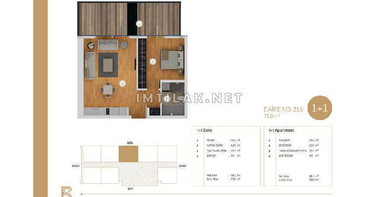 Property For Sale In Istanbul Turkey - Selenium of Istanbul