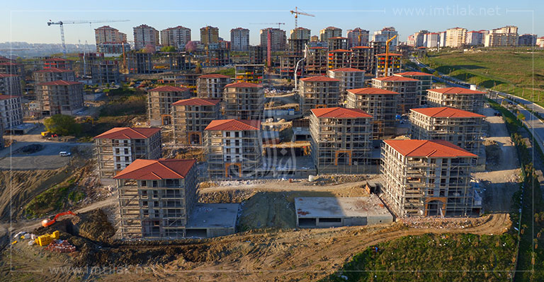 Property For Sale In Istanbul Sea View - Coral Marmara Project IMT-79