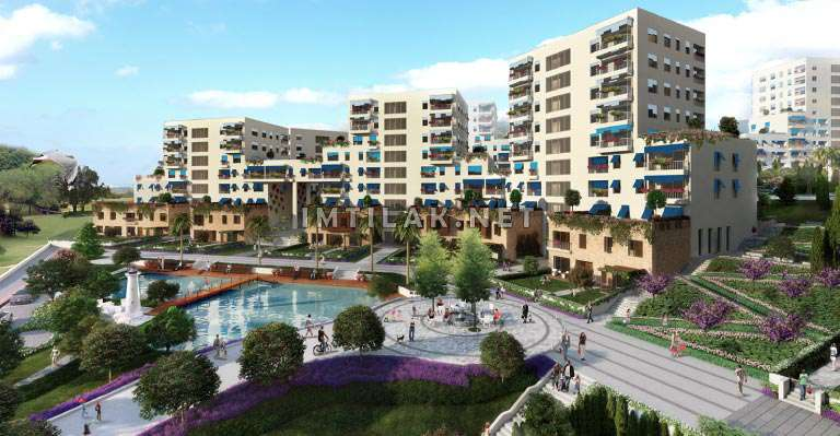 Apartments For Sale In Istanbul European Side - Lake Collar Project