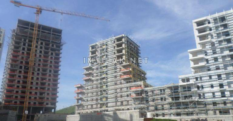 Apartments For Sale In Istanbul European Side - Lake Collar Project IMT - 203