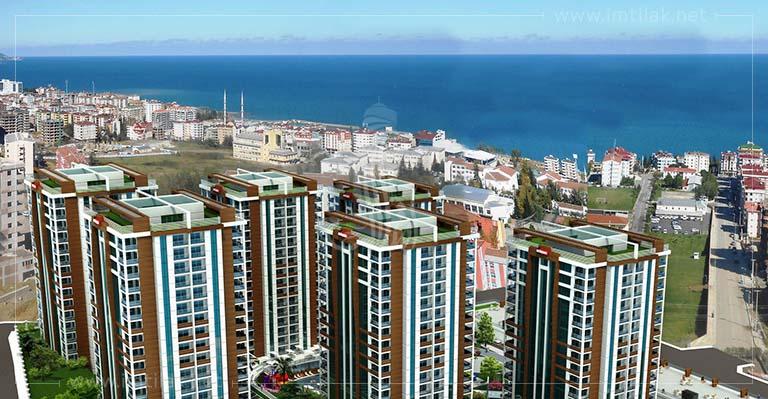 IMT-8 Le complexe de Tours de Trabzon