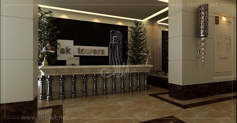 IMT-8 Trabzon Towers Project