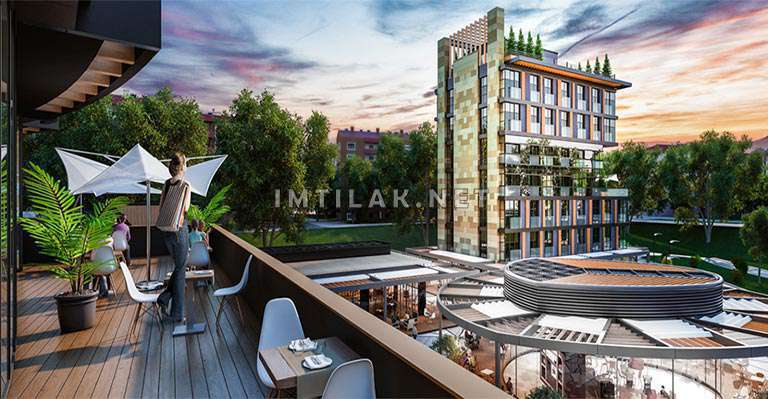 Apartments For Sale In Istanbul - Heaven Of Anatolia Project