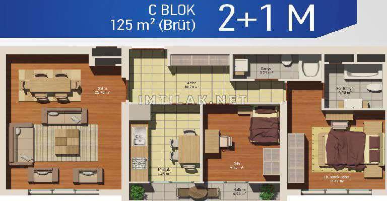 Real Estate In Turkey Istanbul - Al-Ekhlas 7 Project