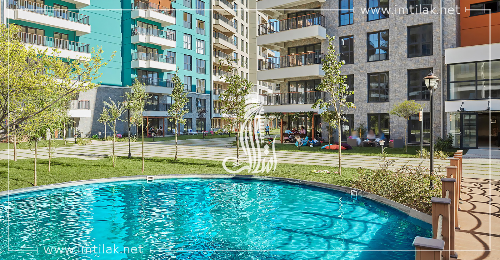 Property For Sale In Istanbul Asian side - Aydos Park Project IMT - 411