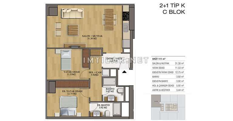 Apartments For Sale In Istanbul Asian Side- Istanbul 216 Project