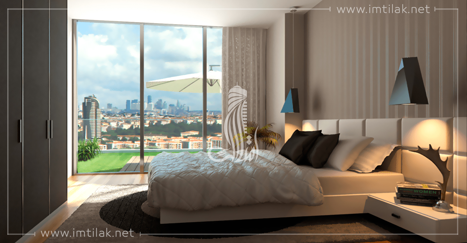 Apartments For Sale In Istanbul Asian Side- Istanbul Project IMT - 413