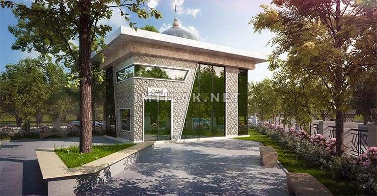 عقارات تركيا طرابزون - مجمع يومرا لايف IMT - 46