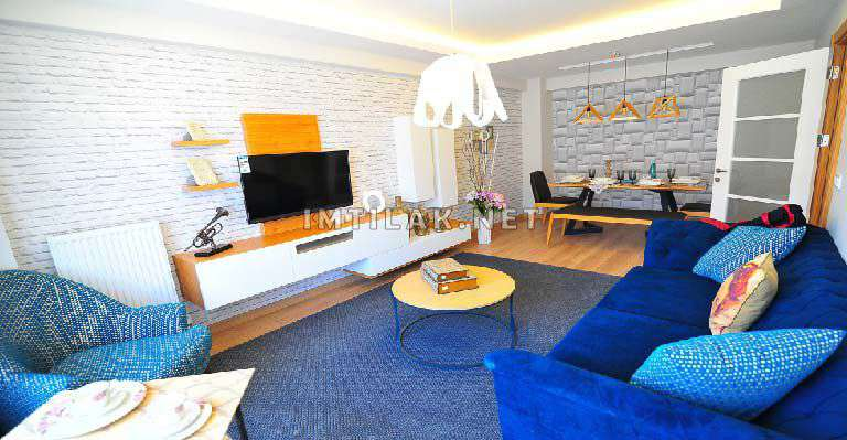 Apartments For Sale In Istanbul European Side - Gulf Panorama