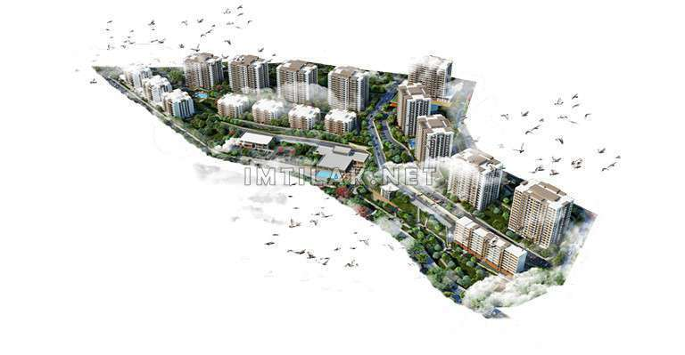 Real Estate For Sale In Istanbul Turkey - Marmara Garden