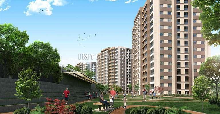 IMT-92 Complexe de Jardins Marmara
