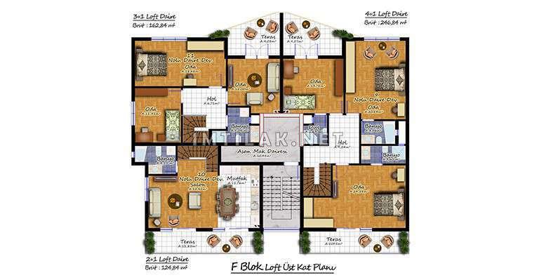 Mudanya Residence Project