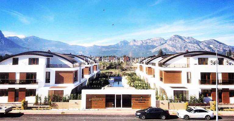 Résidence Jardin d'Antalya