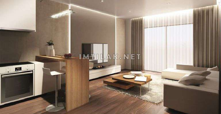 Flats For Sale In Istanbul- Kurtkoy Project