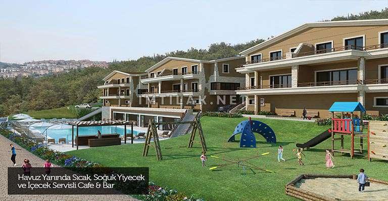 Résidence Villas Bademli Bursa