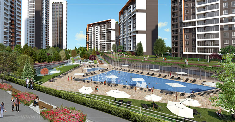 Istanbul Property Investment - IMT-69Panorama Lake Project