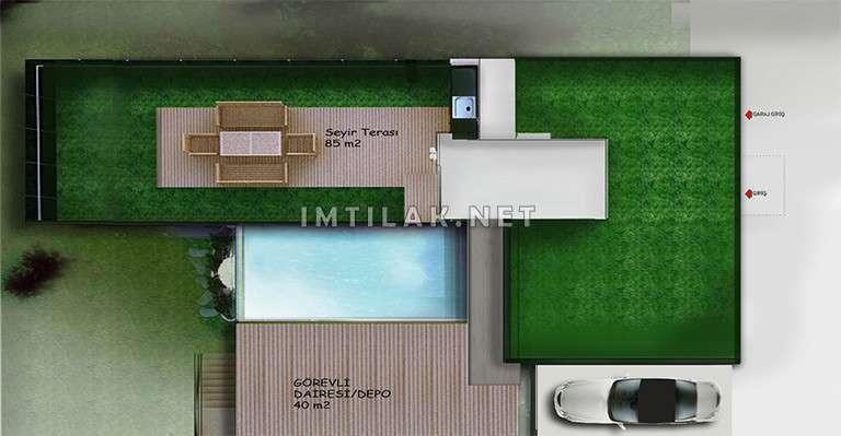 Bursa Terraces Project