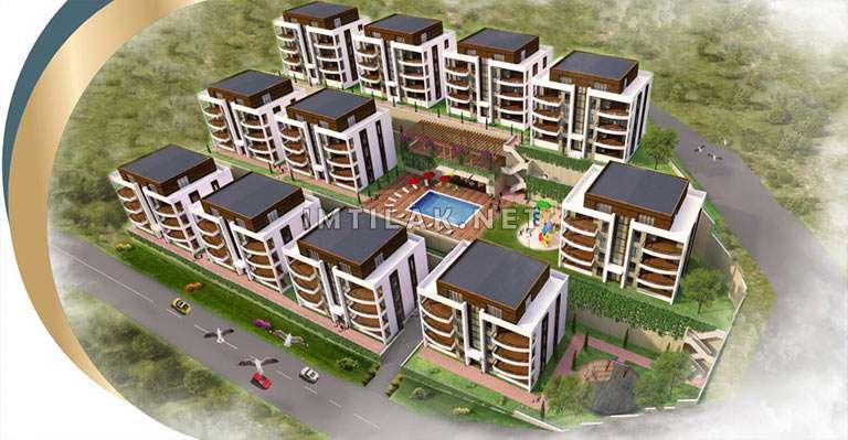 Mudanya terrace Project