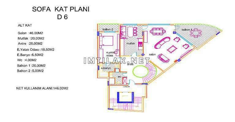 Mudanya Palaces Project