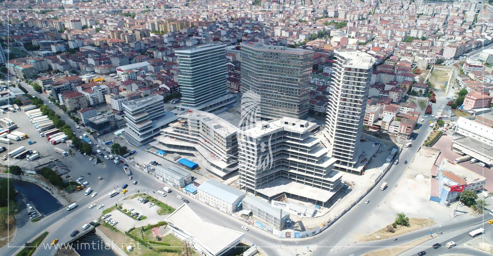 شقق اسطنبول الجانب الاوروبي - مشروع نيفو إكسبريس IMT-87