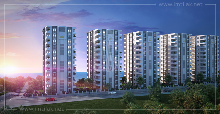 IMT-۱۶ برج مسکونی یالینجاک