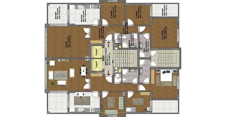 IMT-16 Yalinjak Towers Residence