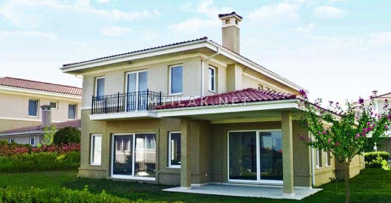 فلل كاليون مرمرة IMT-501 - فلل اسطنبول بيليك دوزو