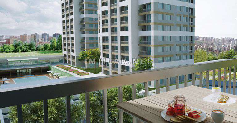 Apartments For Sale In Istanbul Turkey Yasham Project