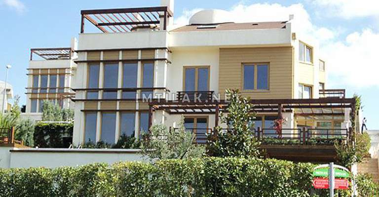 Luxury Villas In Istanbul For Sale - Zakaria Koy Palaces