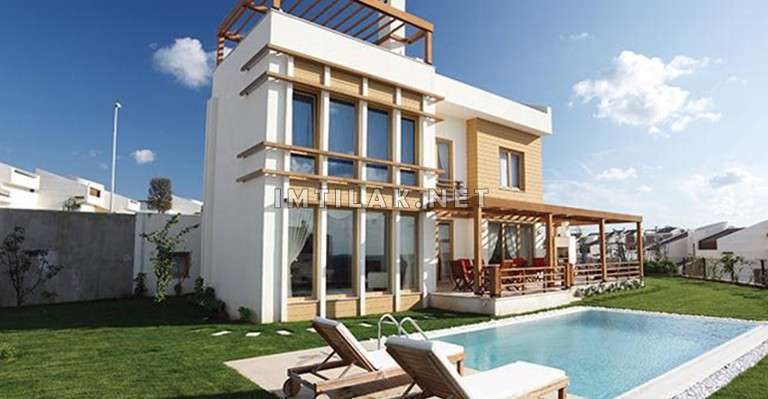 Luxury Villas In Istanbul For Sale - Zakaria Koy Palaces IMT - 206