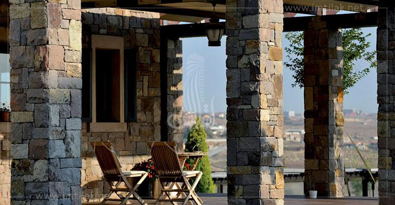 فلل اسطنبول تركيا - فلل بارادايس جولف IMT-506